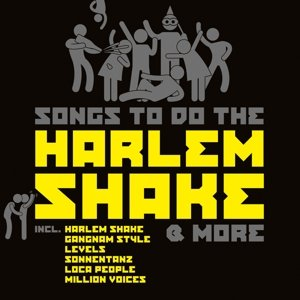 Songs To Do The Harlem Shake & More