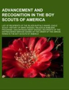 Advancement and recognition in the Boy Scouts of America