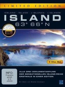 Island 63° 66° N - Eine phantastische Reise durch ein phantastis