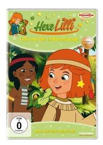 Hexe Lilli - Lilli und der Indianerjunge