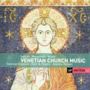 Venezianische Kirchenmusik