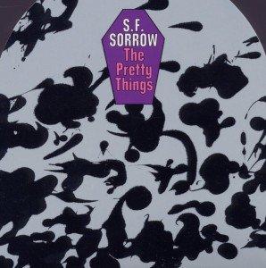 S.F. Sorrow (Special Collectors Edition - American LP-Cover)