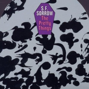 S.F. Sorrow (Special Collectors Edition - American LP-Cover)