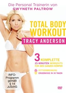 Tracy Anderson - Total Body Workout