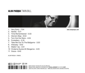 Twin Bill-Two piano music of Bill Evans