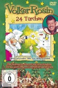 24 Türchen - Die Weihnachts-Konzert-DVD