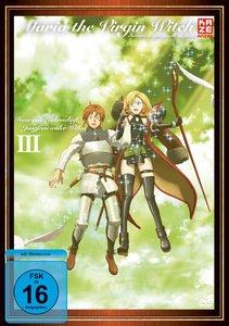 Maria the Virgin Witch (Junketsu no Maria) - DVD 3