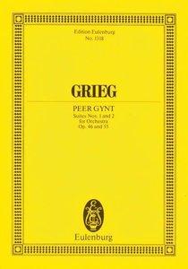 Peer Gynt Suiten Nr. 1 und 2