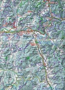 KuF Deutschland Outdoorkarte 40 Schwarzwald St.Georgen-Triberg 1