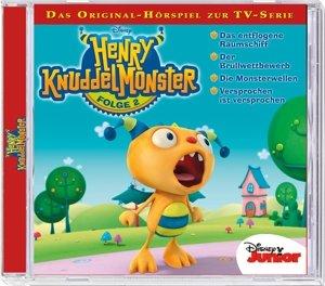 Henry Knuddelmonster-Folge 2