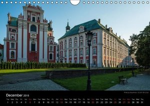 Monuments of Poland 2015 (Wall Calendar 2015 DIN A4 Landscape)