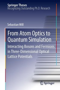 From Atom Optics to Quantum Simulation