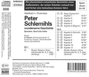 Peter Schlemihls Wundersame
