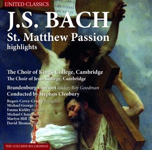 Bach: St.Matthew Passion Highlights