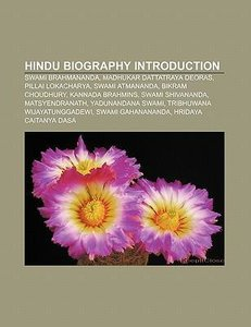 Hindu biography Introduction