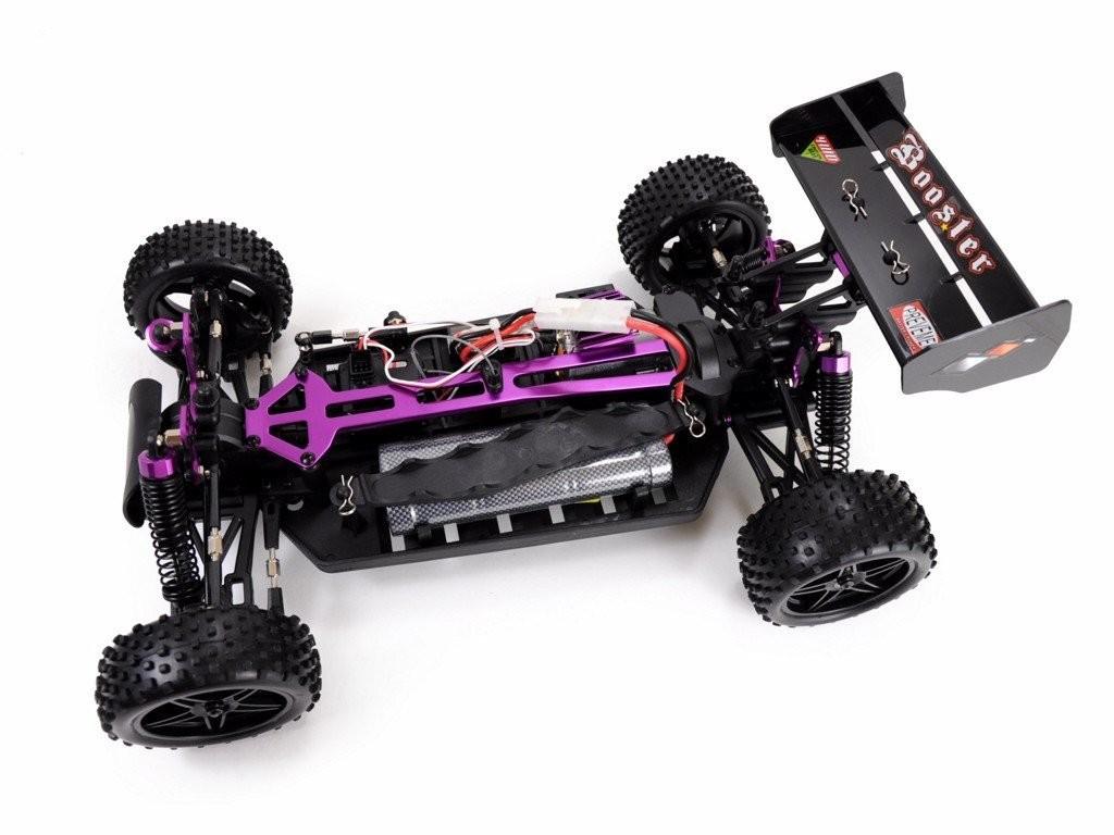 Amewi 22031 - Auto Buggy Booster 2,4 GHz M 1:10 RTR, farblich s - zum Schließen ins Bild klicken