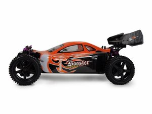 Amewi 22031 - Auto Buggy Booster 2,4 GHz M 1:10 RTR, farblich s