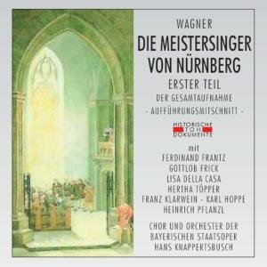 Die Meistersinger Von Nürnberg 1