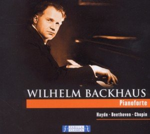 Wilhelm Backhaus spielt