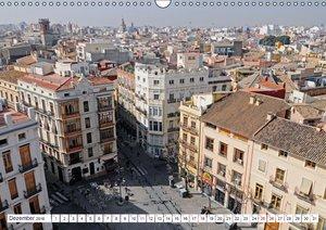 Valencia (Wandkalender 2016 DIN A3 quer)