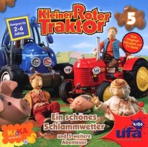 Kleiner Roter Traktor 5 Audio:Ein schönes Schlammw