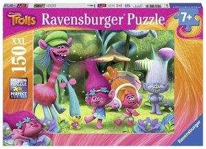 Ravensburger 10033 - Trolls, Welt der Trolle, Puzzle, 150 Teile