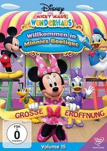 Micky Maus Wunderhaus: Willkommen in Minnies Boutique