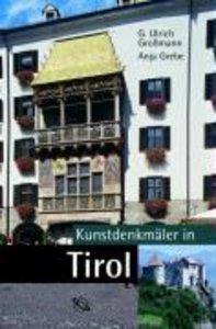 Großmann: Kunstdenkmäler in Tirol