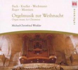 Orgelmusik Zur Weihnacht