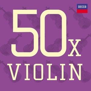 50 X Violine