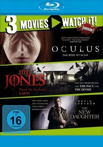 Oculus / Mr. Jones / The New Daughter