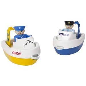 BIG 55106 - Waterplay: Boat Set