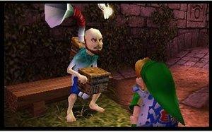 The Legend of Zelda: Majoras Mask - Special Edition