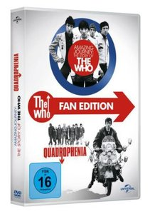 Amazing Journey: The Story of the Who & Quadrophenia. Limited Ed