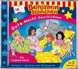 Folge 18: Die Pyjama-Party