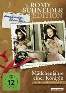 Mädchenjahre einer Königin. Romy Schneider Edition