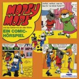 Mopsy Mops und das Geheimnis der alten