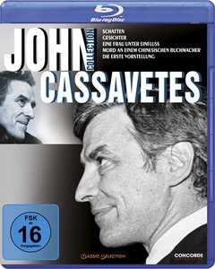 John Cassavetes Collection (Blu-ray)