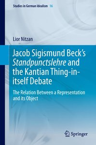 Jacob Sigismund Beck's Standpunctslehre and the Kantian Thing-in