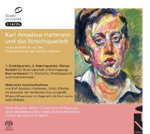 K.A.Hartmann & Das Streichquart.
