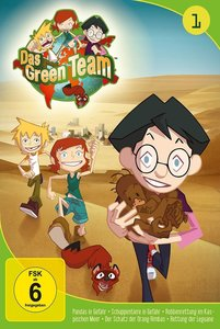 Das Green Team-DVD 01