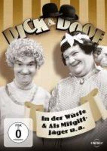 Dick & Doof - In der Wüste / Als Mitgiftjäger u. a.