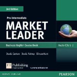Market Leader. Pre-Intermediate Coursebook Audio CD (2)