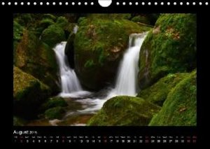 The Black Forest - UK Version (Wall Calendar 2015 DIN A4 Landsca