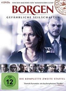 Borgen - Gefährliche Seilschaften - Die komplette 2. Staffel