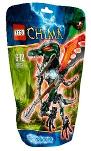 LEGO® Legends of Chima 70203 - Chi Cragger
