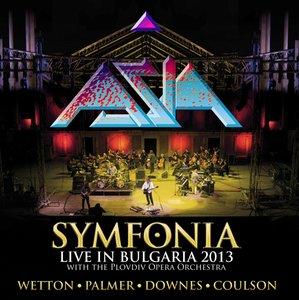 Symfonia-Live In Bulgaria 2013 (2CD+DVD Digipak)