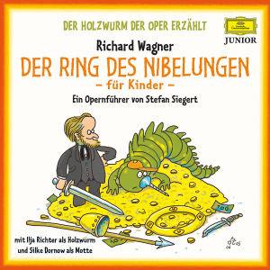 HOLZWURM DER OPER - DER RING FÜR KINDER