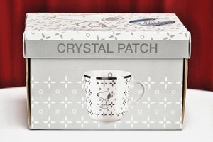 "Best of Snoopy - ""Crystal Patch"" - Tasse"