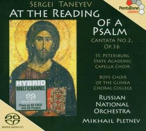 At The Reading Of A Psalm